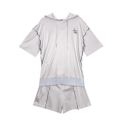 UR Navy - love navy hoodie & love navy Shorts